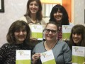Galvan, Grellert, Cafiero, Tocalli y Paiva, las 5 co autoras de Crianza con Ternura . Experiencias Adversas de la Niñez y Fortalezas Familiares durante la Niñez y su relación con Factores de Riesgo de la Salud